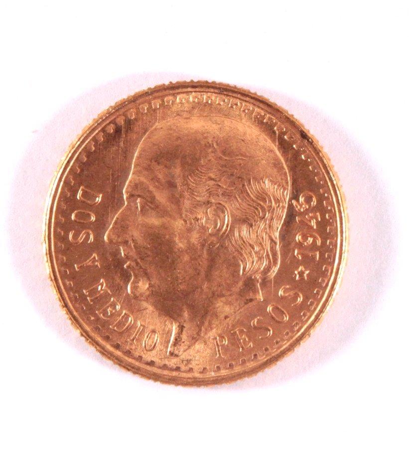 Mexiko. Pesos von 1945