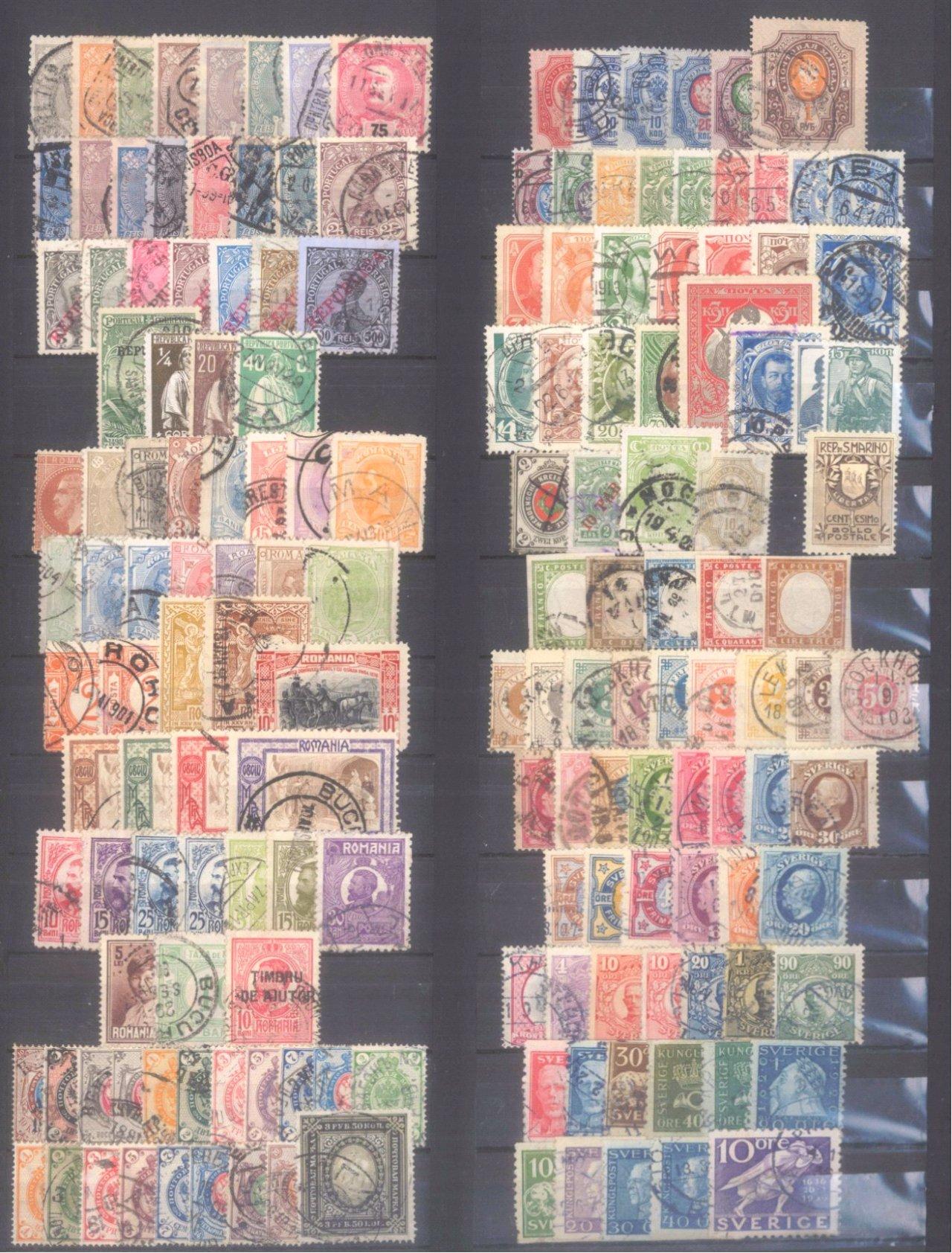 Briefmarken und Ganzsachennachlass-3