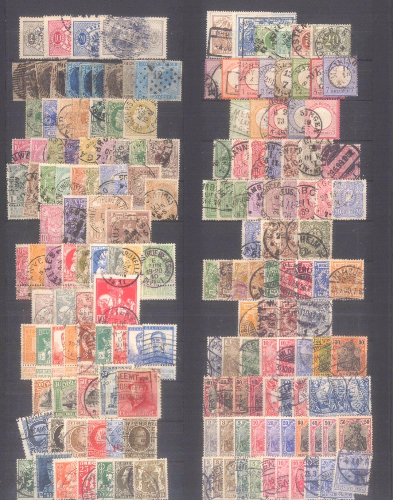 Briefmarken und Ganzsachennachlass-4