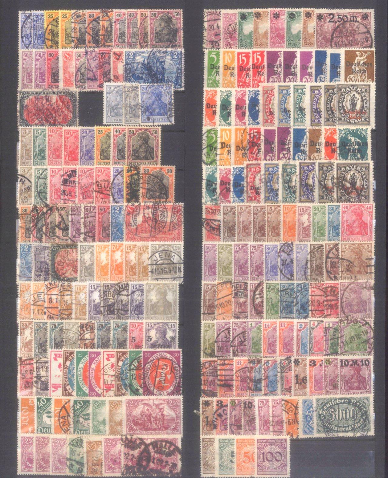 Briefmarken und Ganzsachennachlass-6
