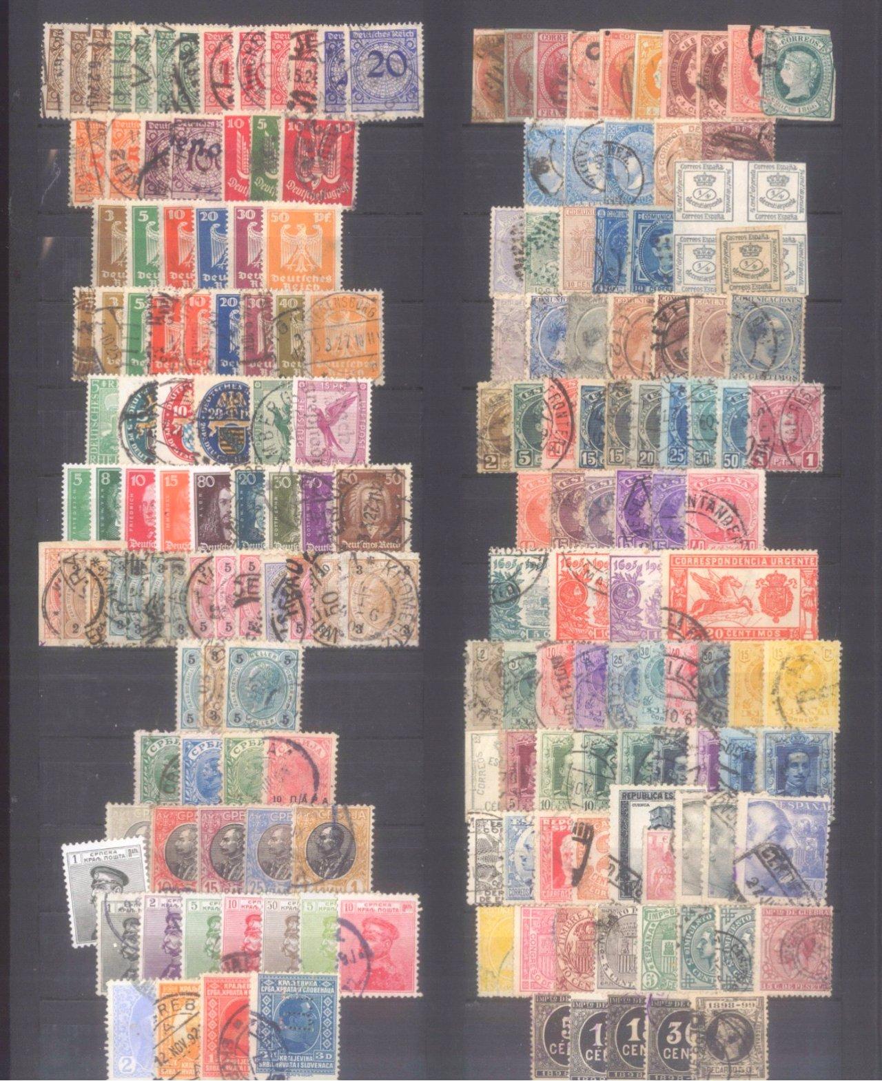Briefmarken und Ganzsachennachlass-7