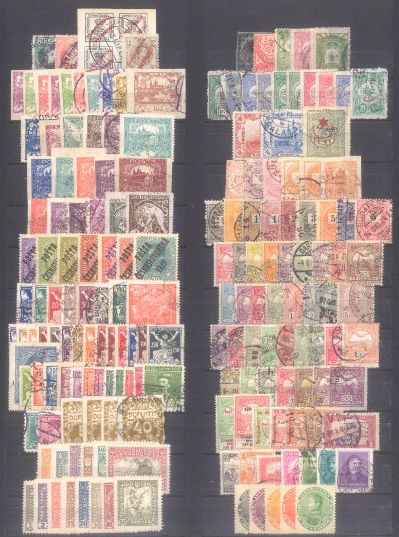 Briefmarken und Ganzsachennachlass-8