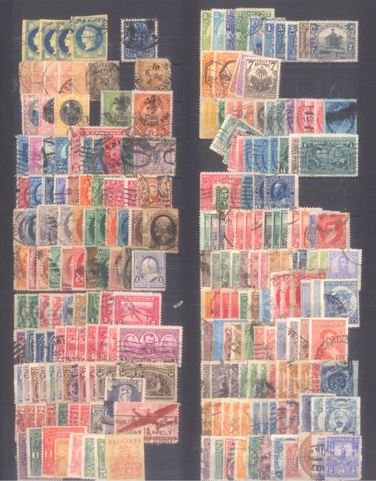 Briefmarken und Ganzsachennachlass-9