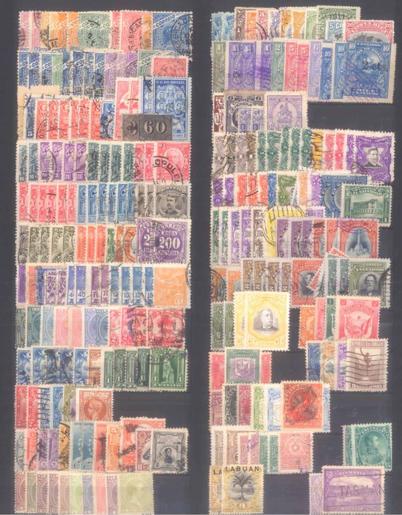Briefmarken und Ganzsachennachlass-10