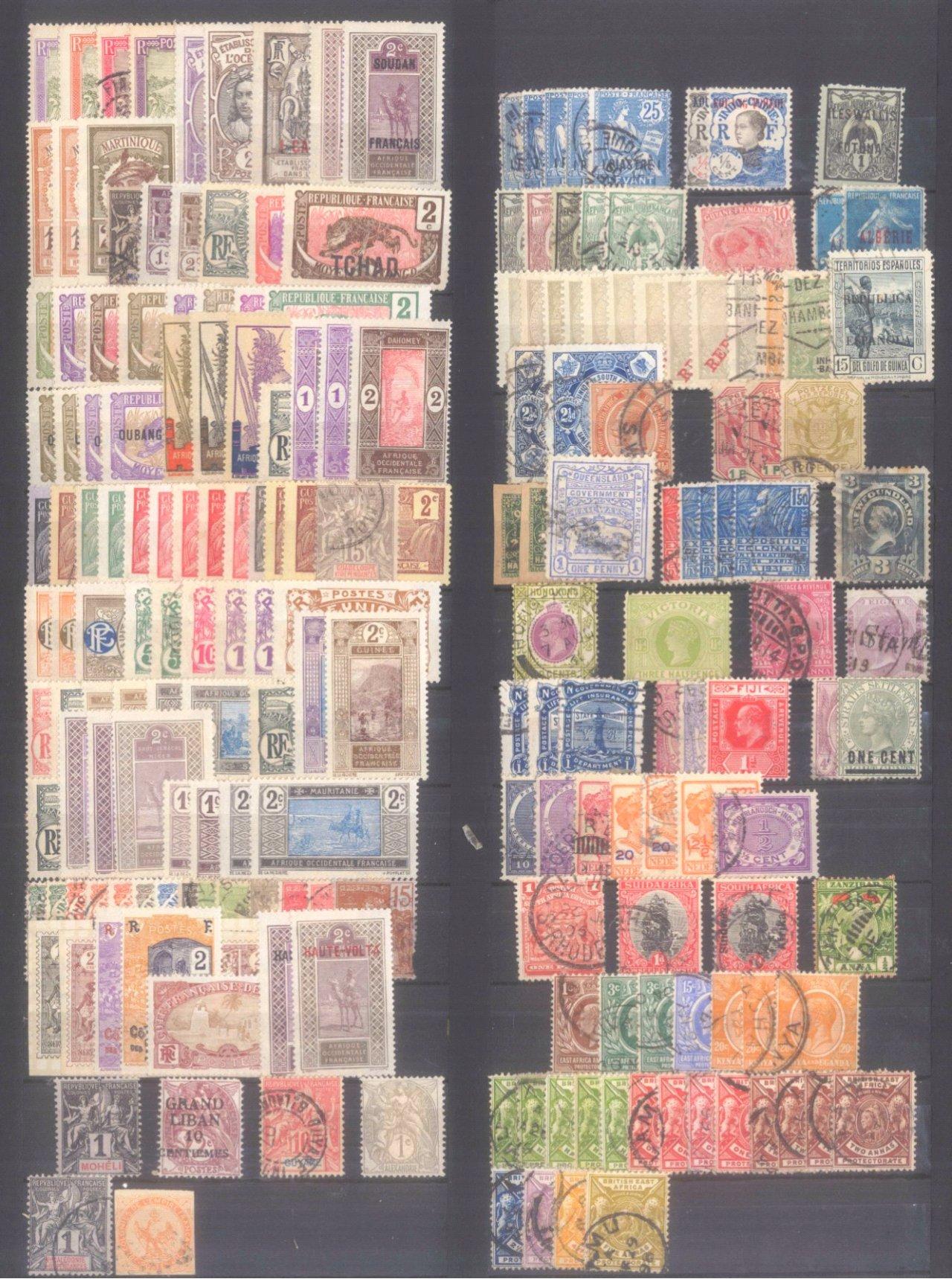 Briefmarken und Ganzsachennachlass-11