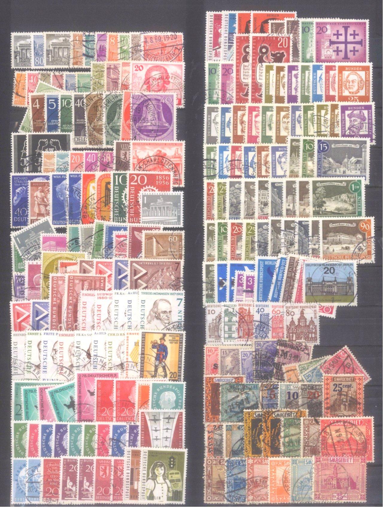 Briefmarken und Ganzsachennachlass-12