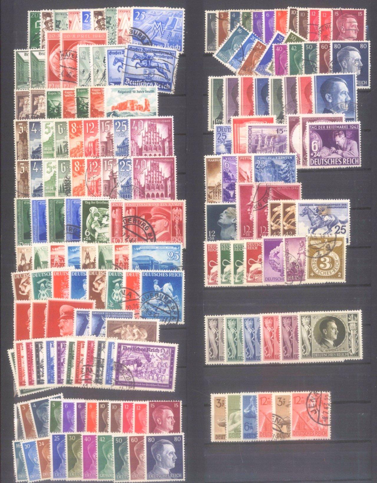 Briefmarken und Ganzsachennachlass-13