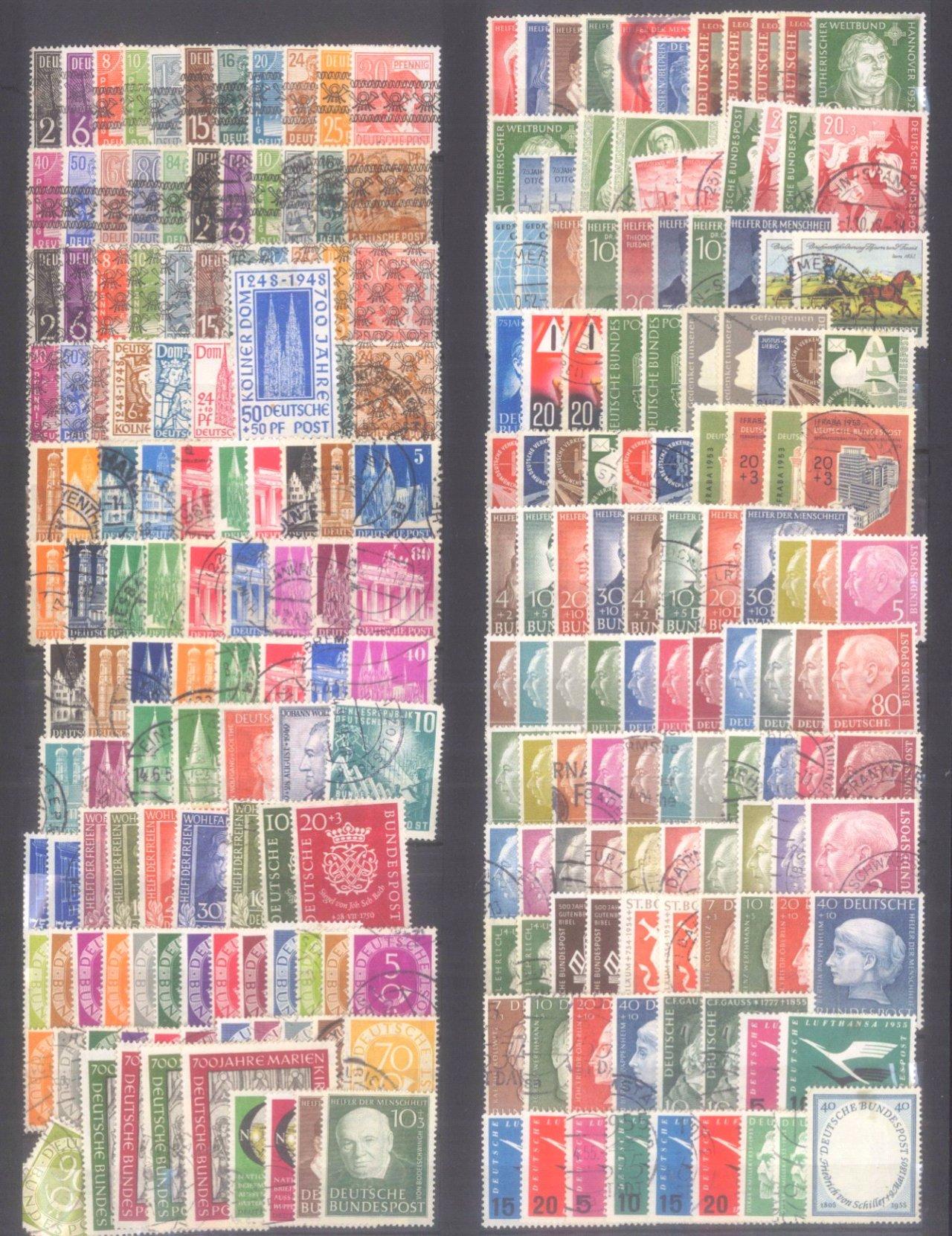 Briefmarken und Ganzsachennachlass-14