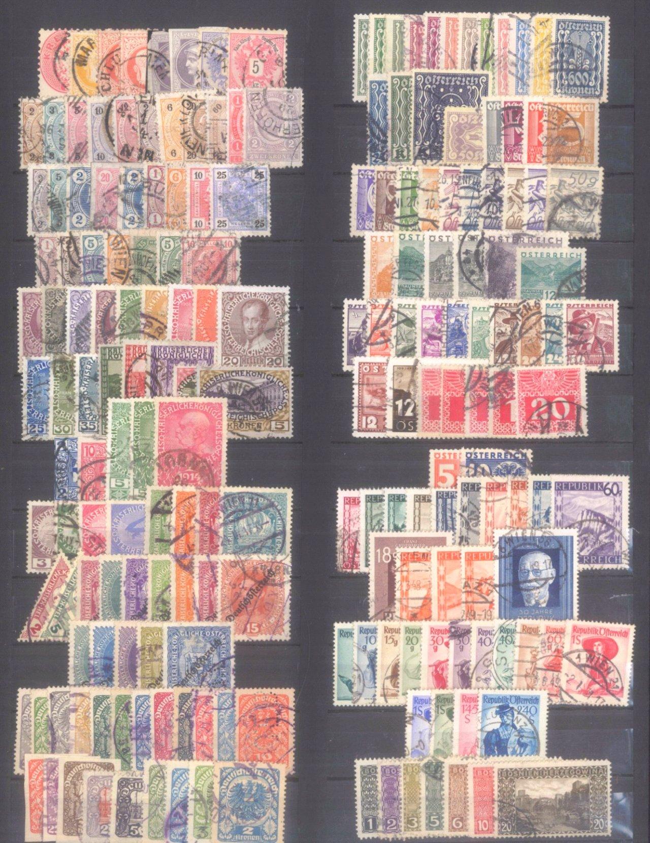 Briefmarken und Ganzsachennachlass-15