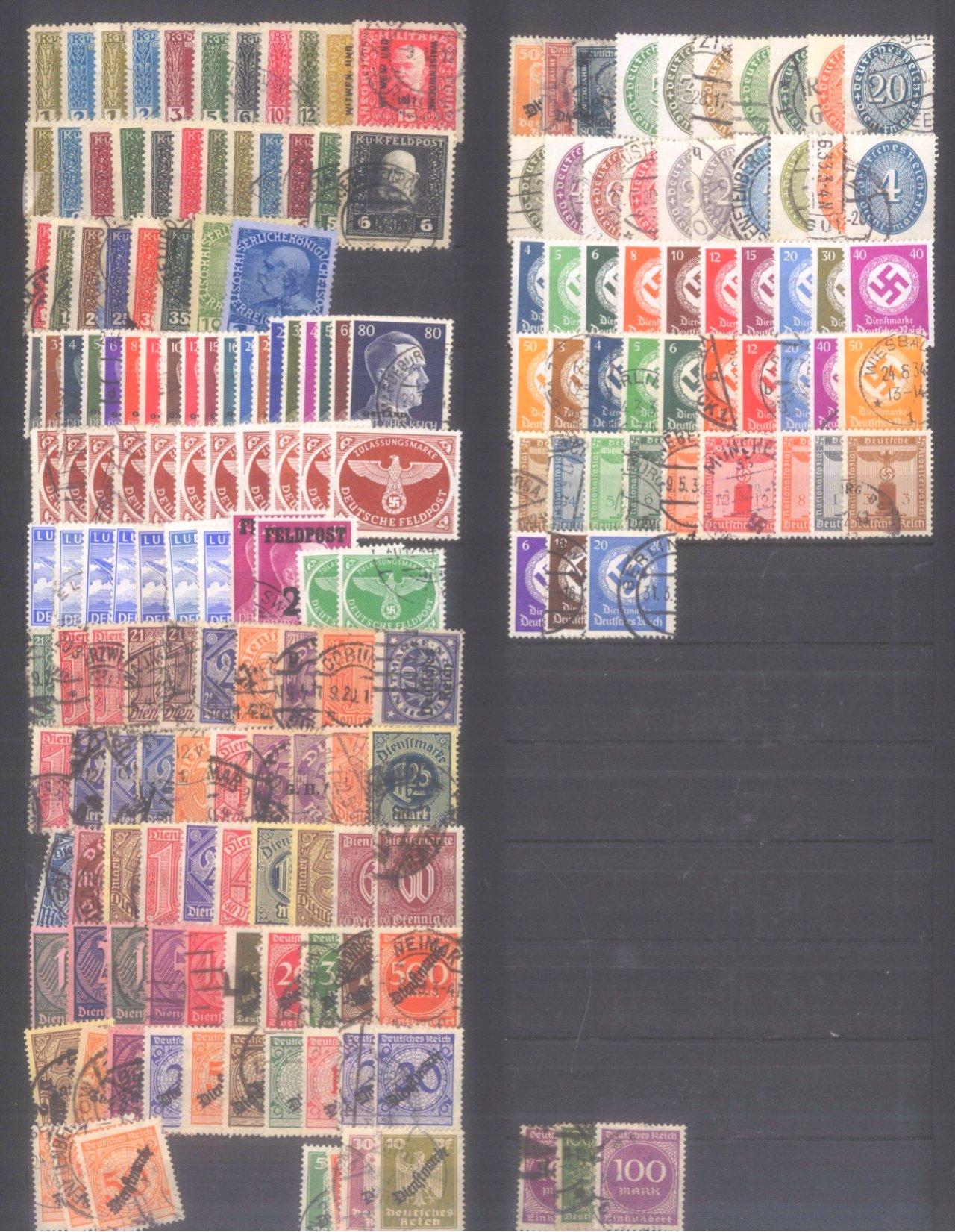 Briefmarken und Ganzsachennachlass-16
