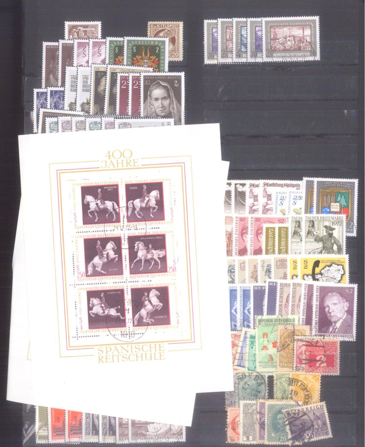 Briefmarken und Ganzsachennachlass-19