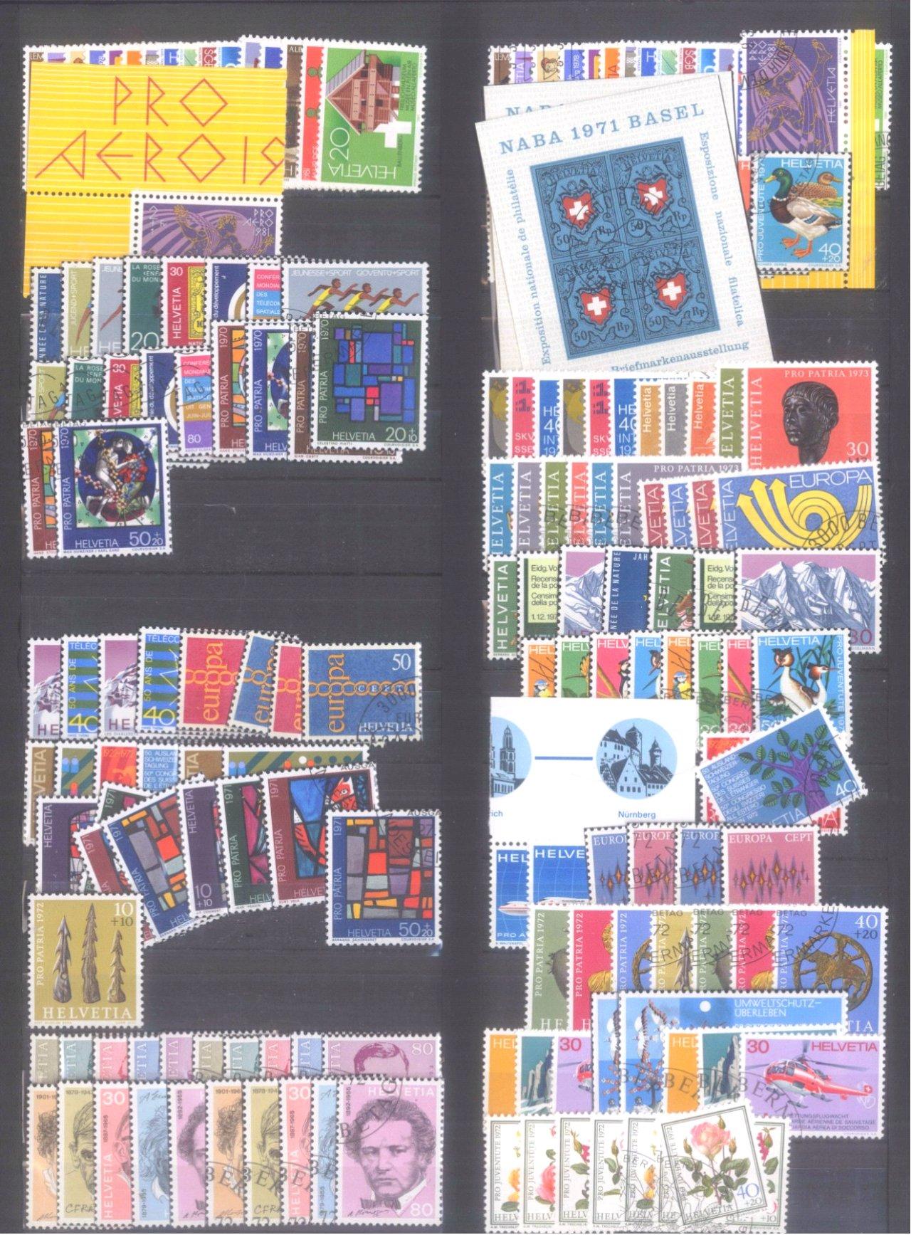 Briefmarken und Ganzsachennachlass-20