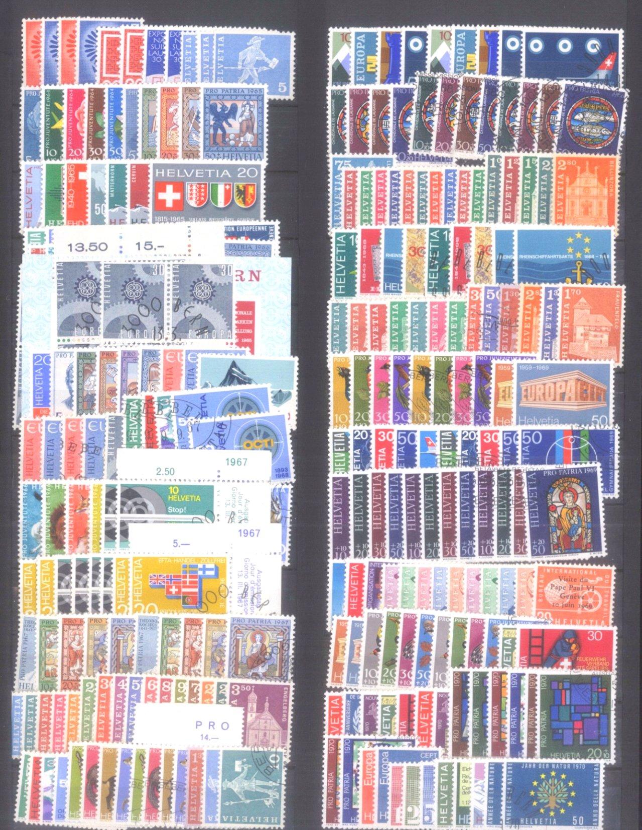Briefmarken und Ganzsachennachlass-21