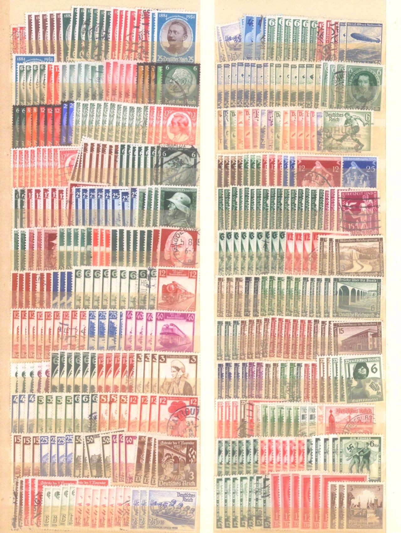 Briefmarken und Ganzsachennachlass-24