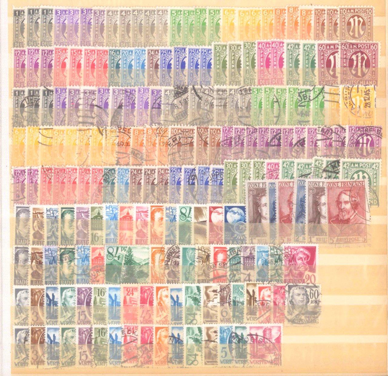 Briefmarken und Ganzsachennachlass-26