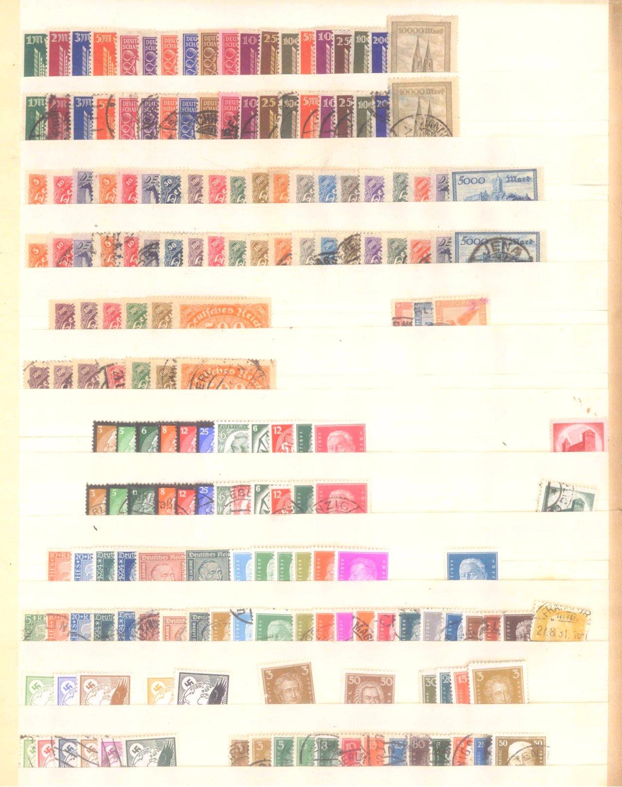 Briefmarken und Ganzsachennachlass-28