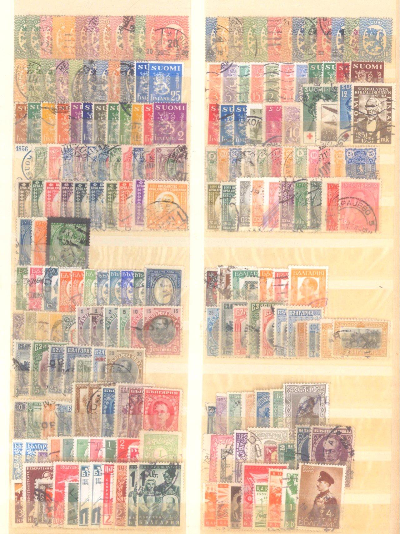 Briefmarken und Ganzsachennachlass-31