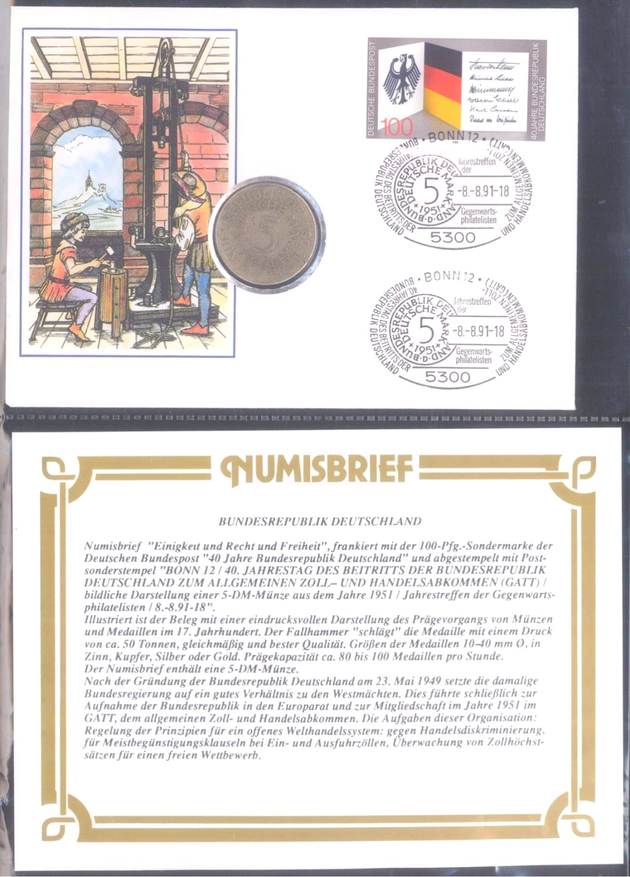 Münz- und Briefmarkennachlass-7
