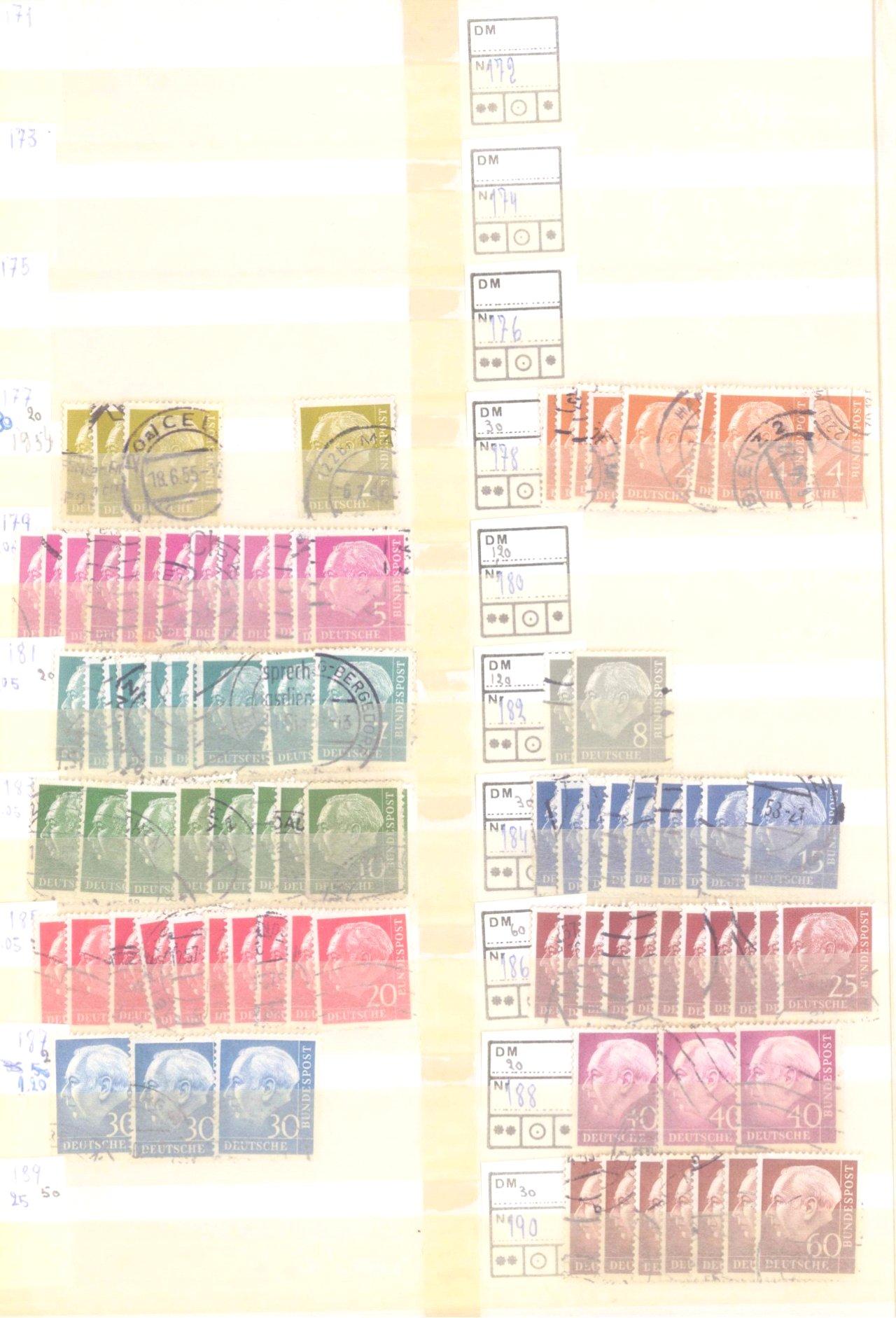 Mannheimer Briefmarkennachlass-7