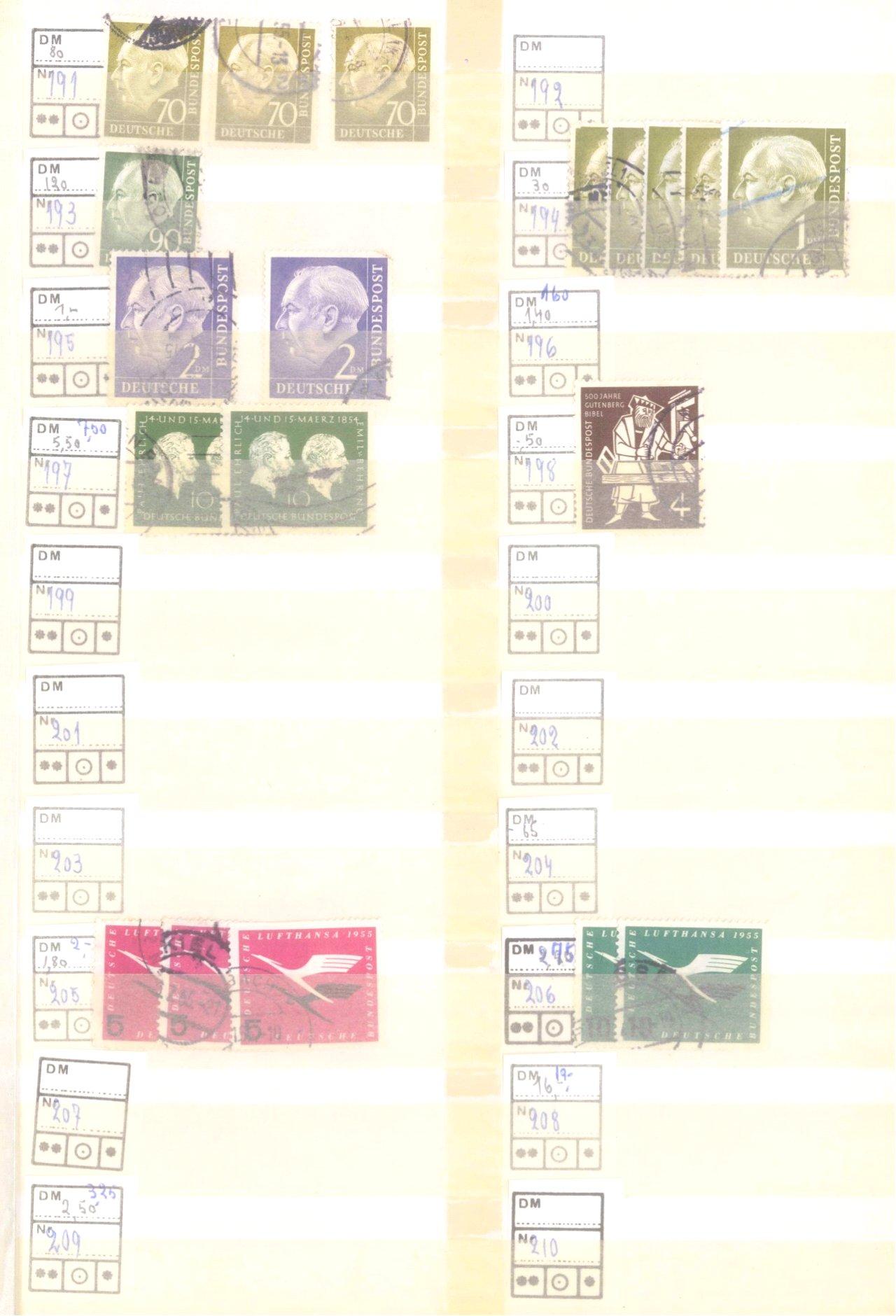 Mannheimer Briefmarkennachlass-8