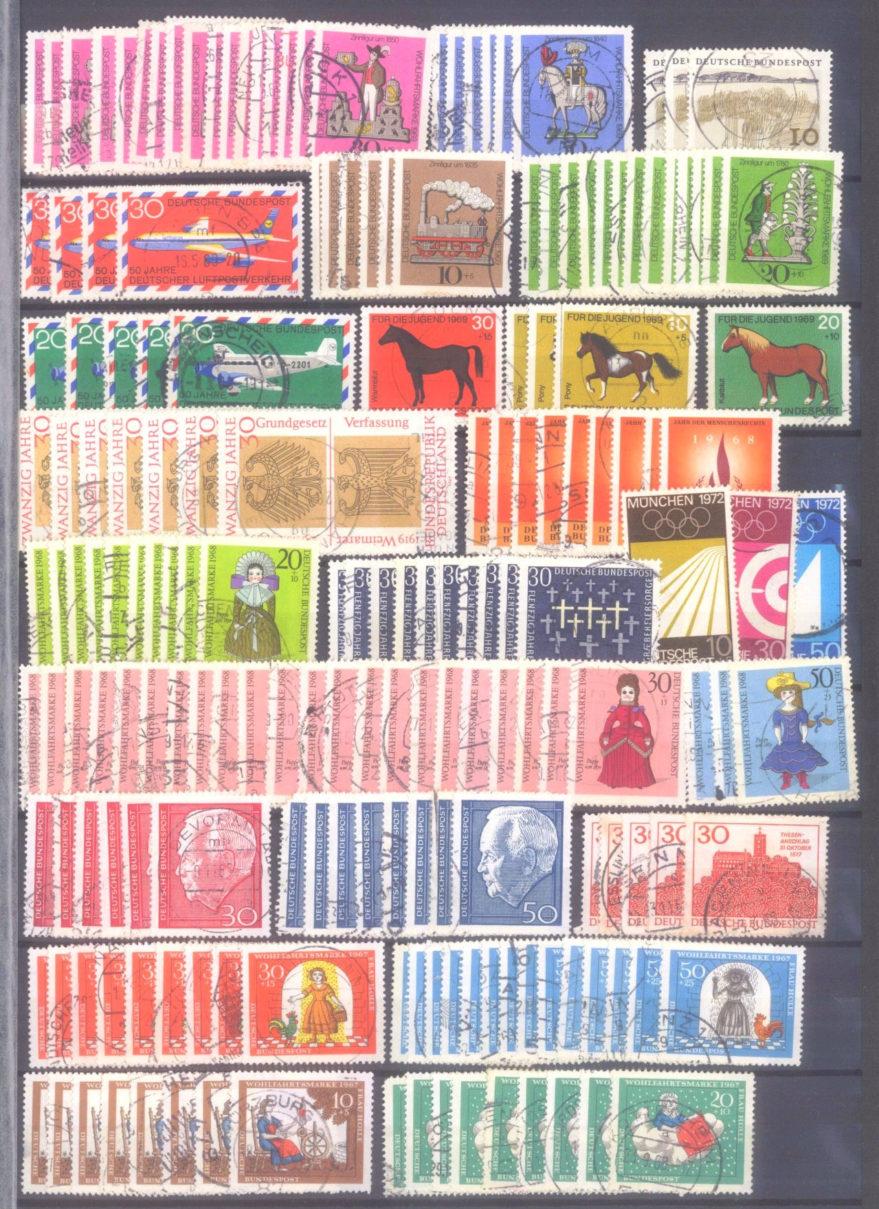 Mannheimer Briefmarkennachlass-17