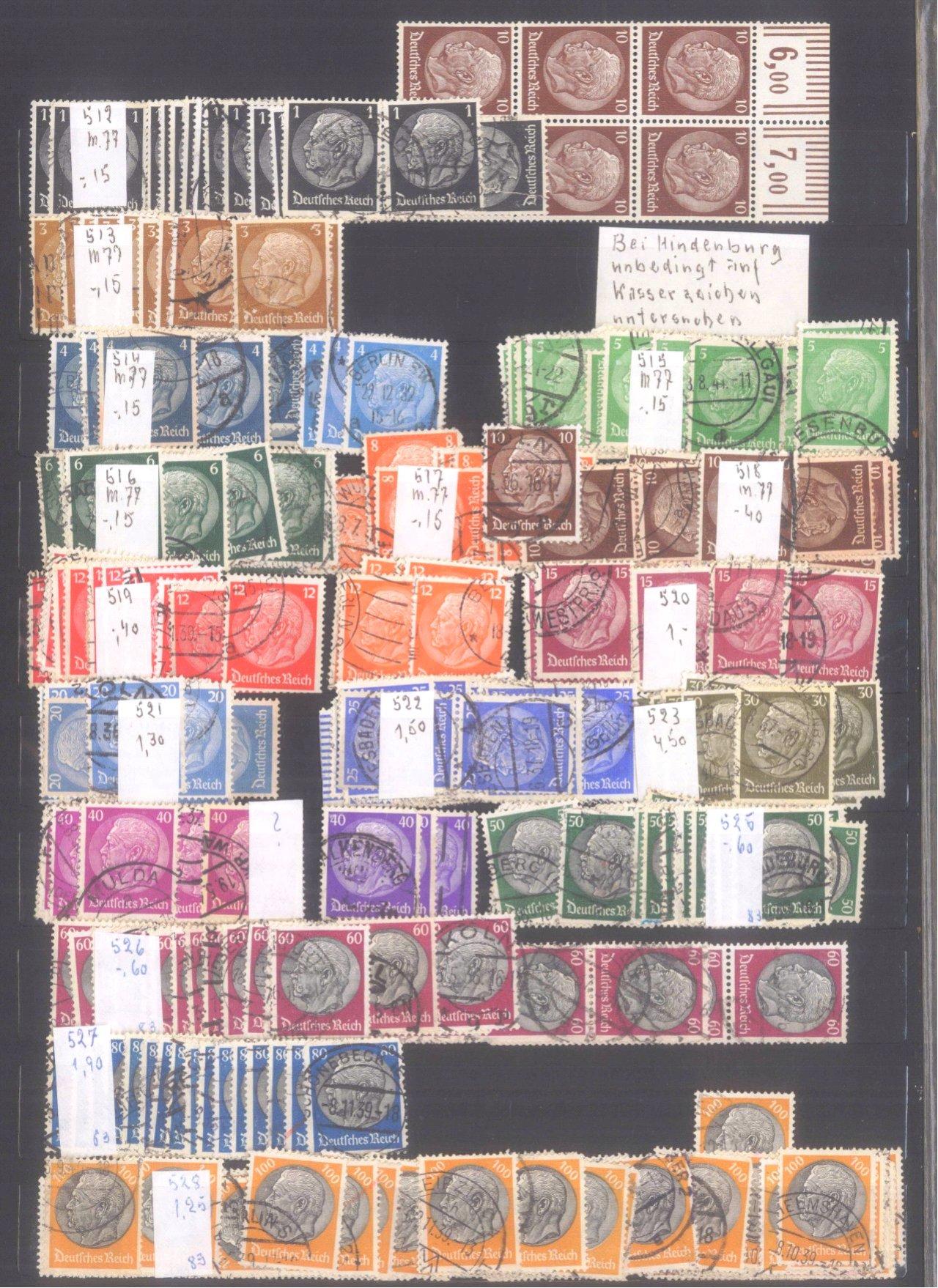 Mannheimer Briefmarkennachlass-19