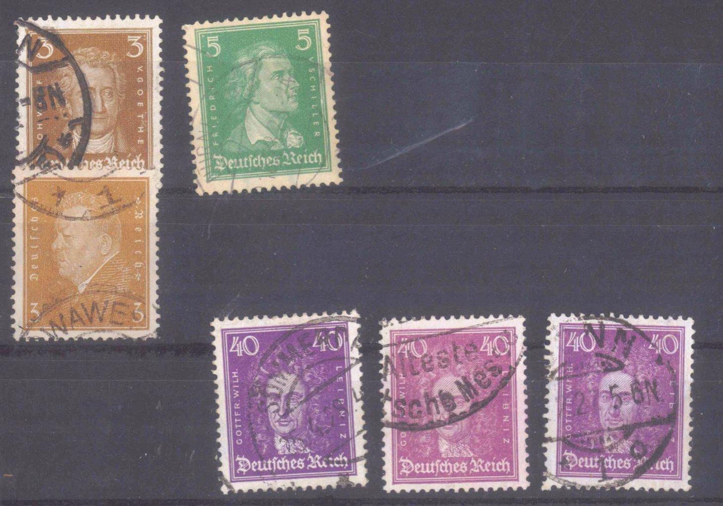 Mannheimer Briefmarkennachlass-20