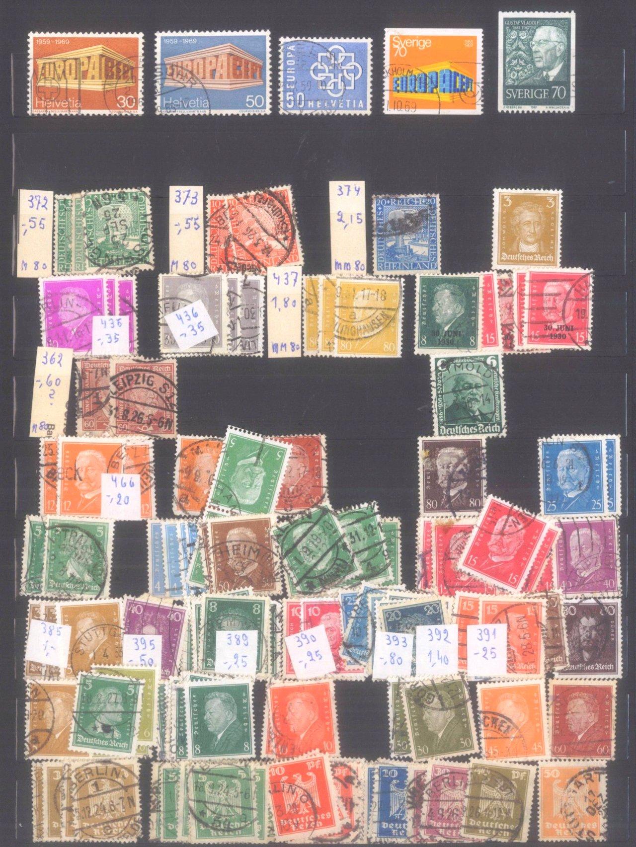 Mannheimer Briefmarkennachlass-21