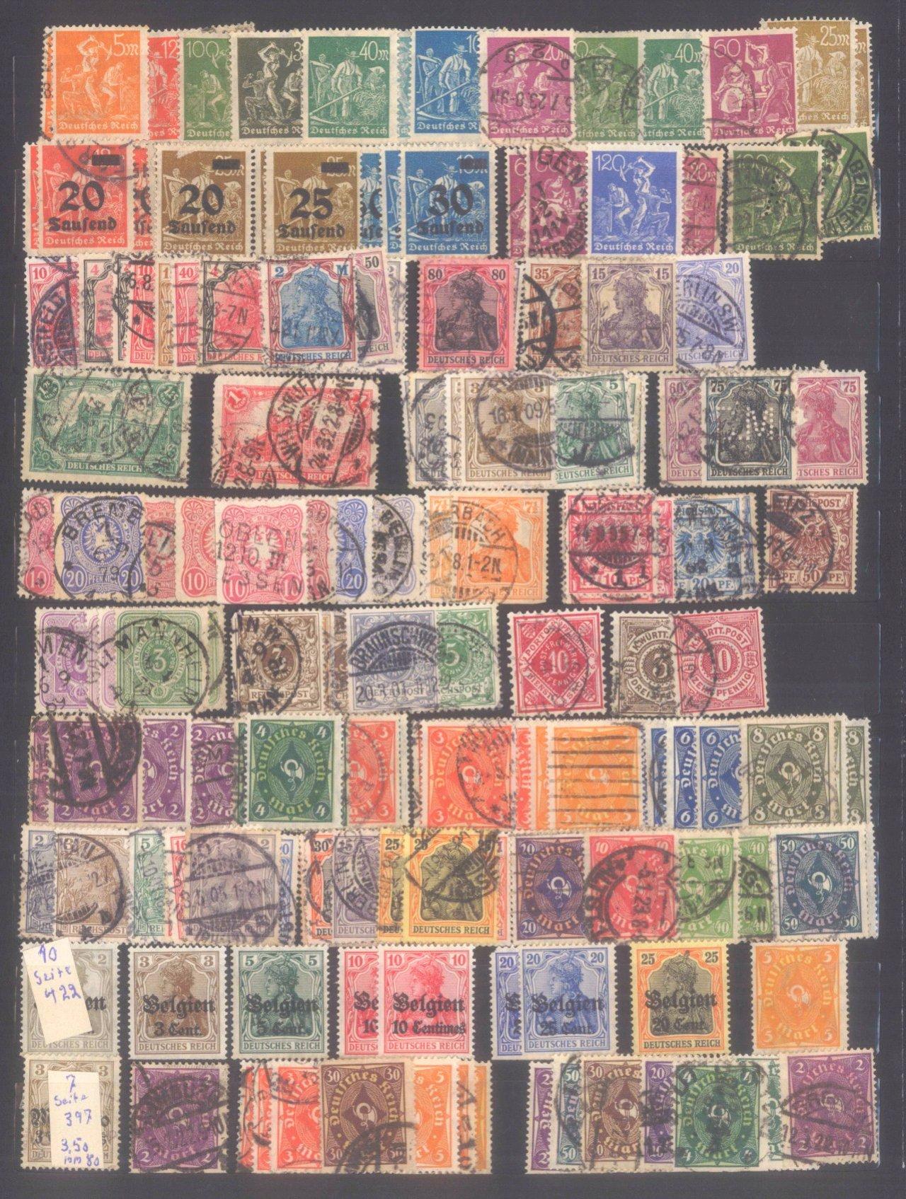 Mannheimer Briefmarkennachlass-22