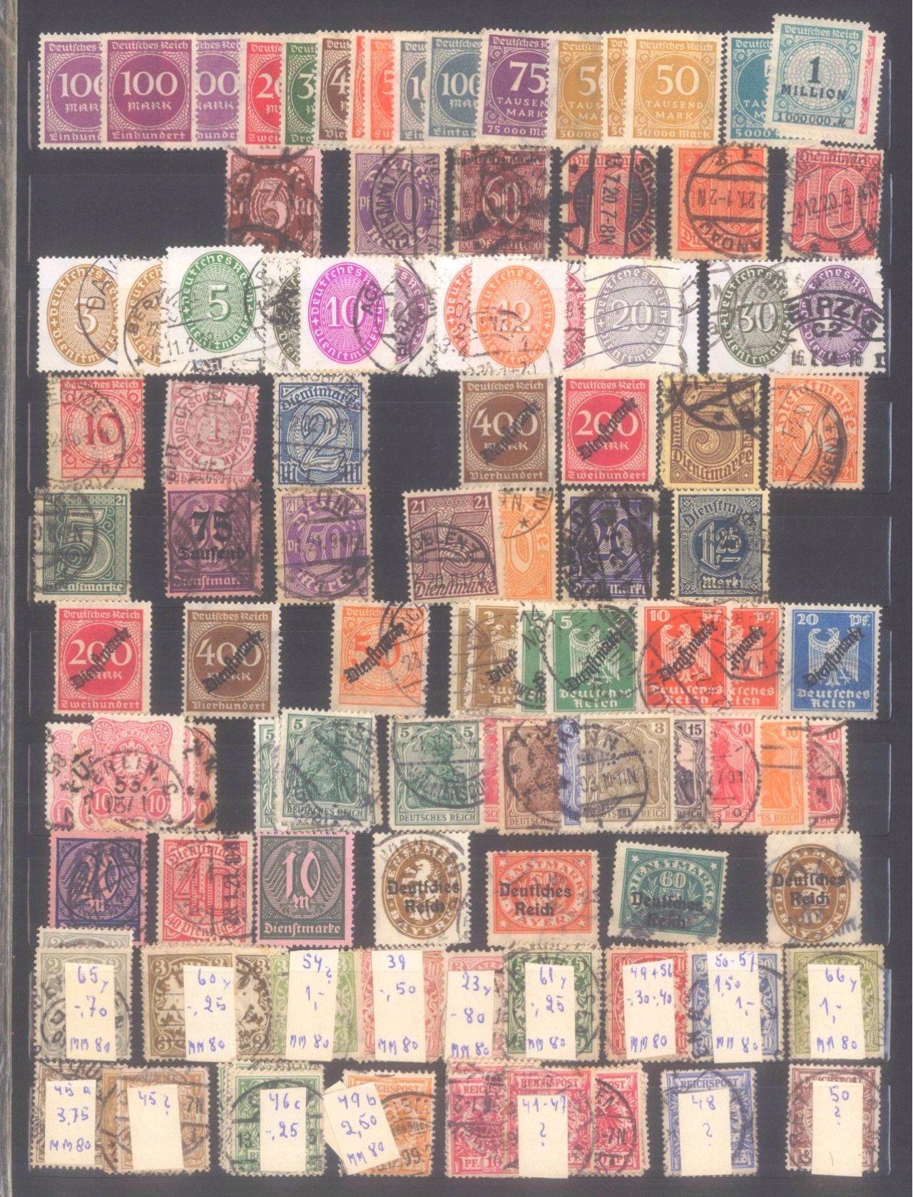 Mannheimer Briefmarkennachlass-23