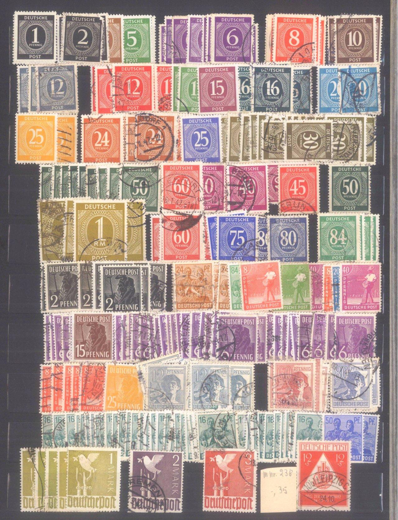Mannheimer Briefmarkennachlass-24