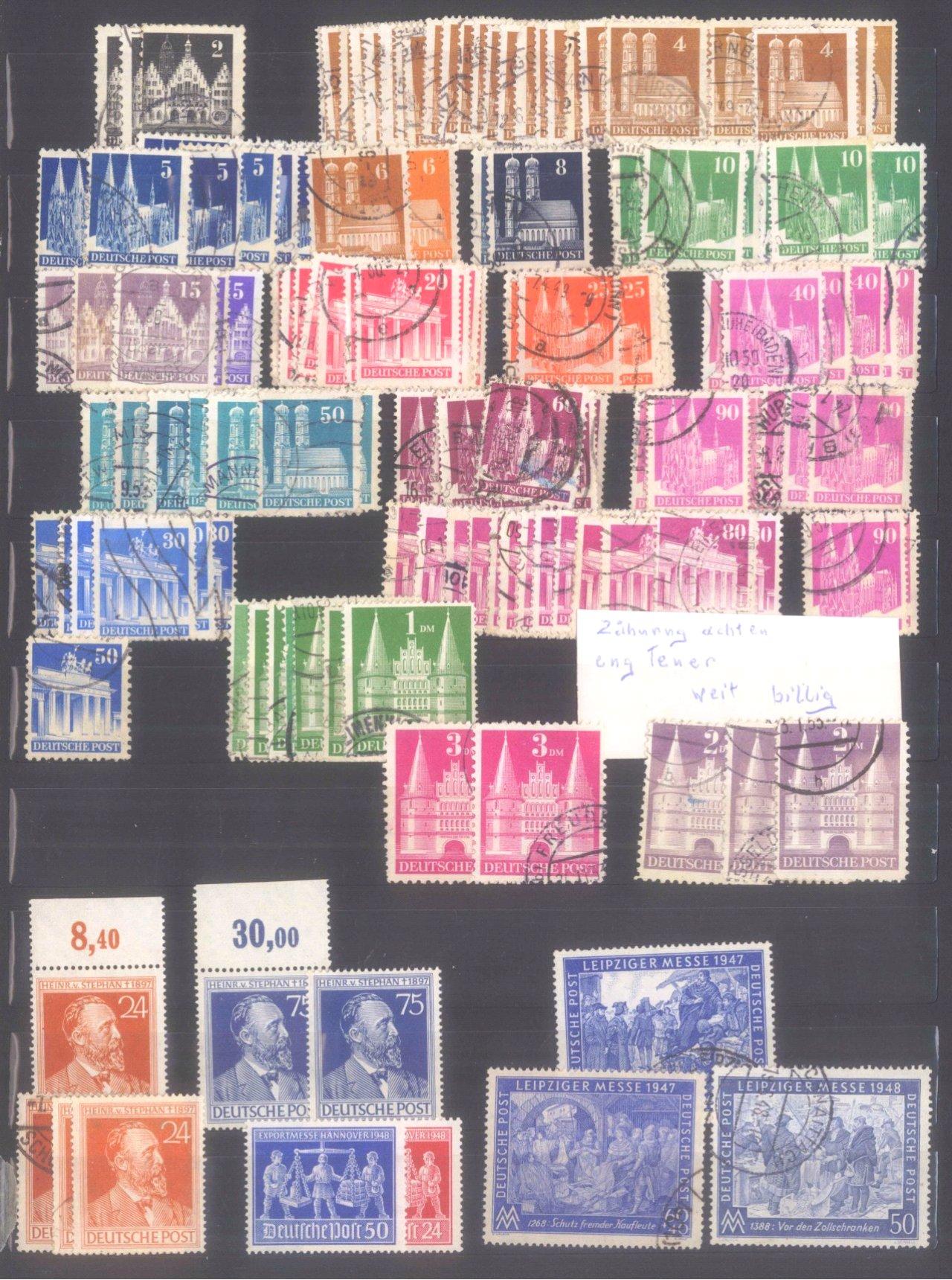 Mannheimer Briefmarkennachlass-25