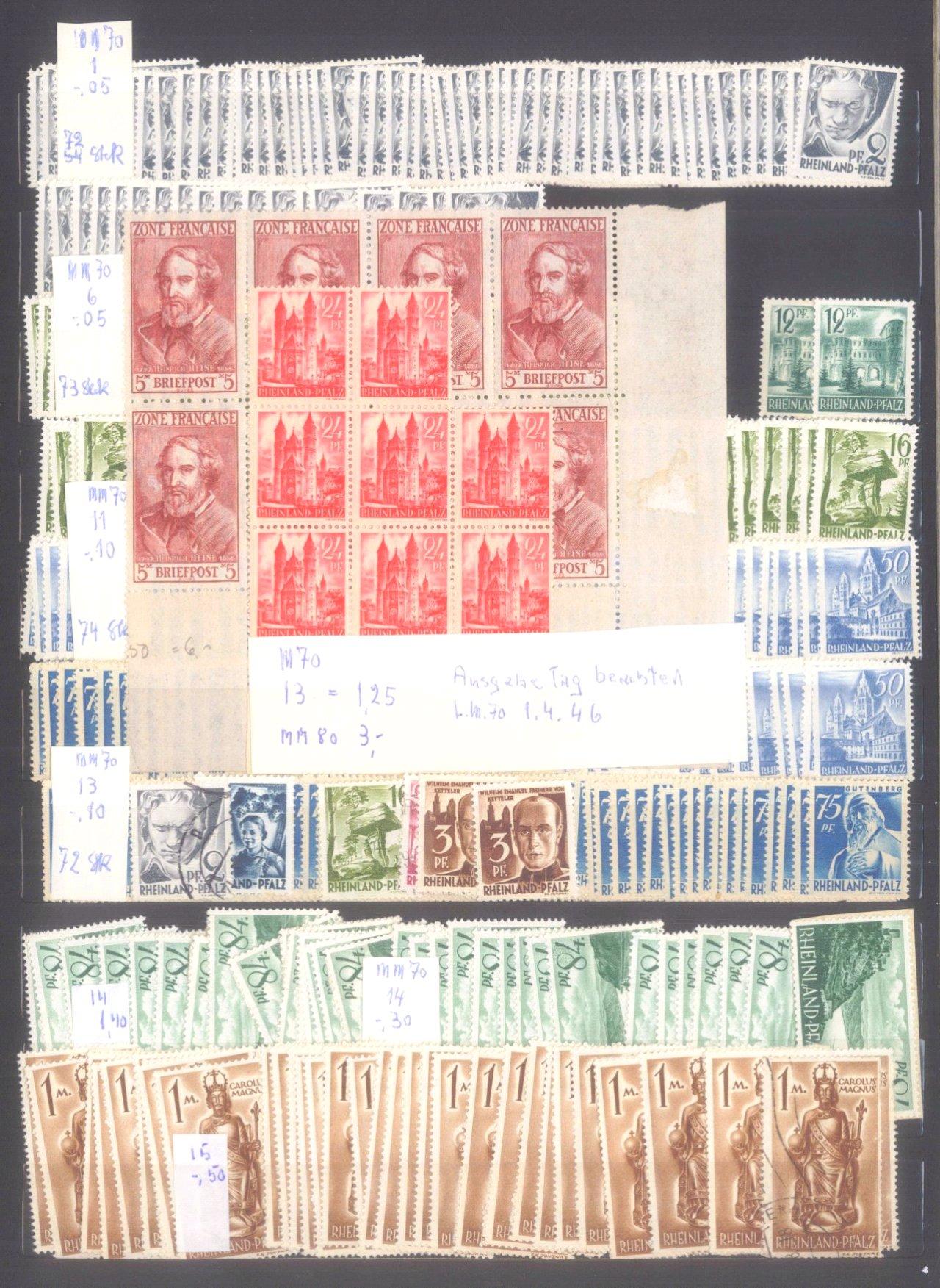 Mannheimer Briefmarkennachlass-26