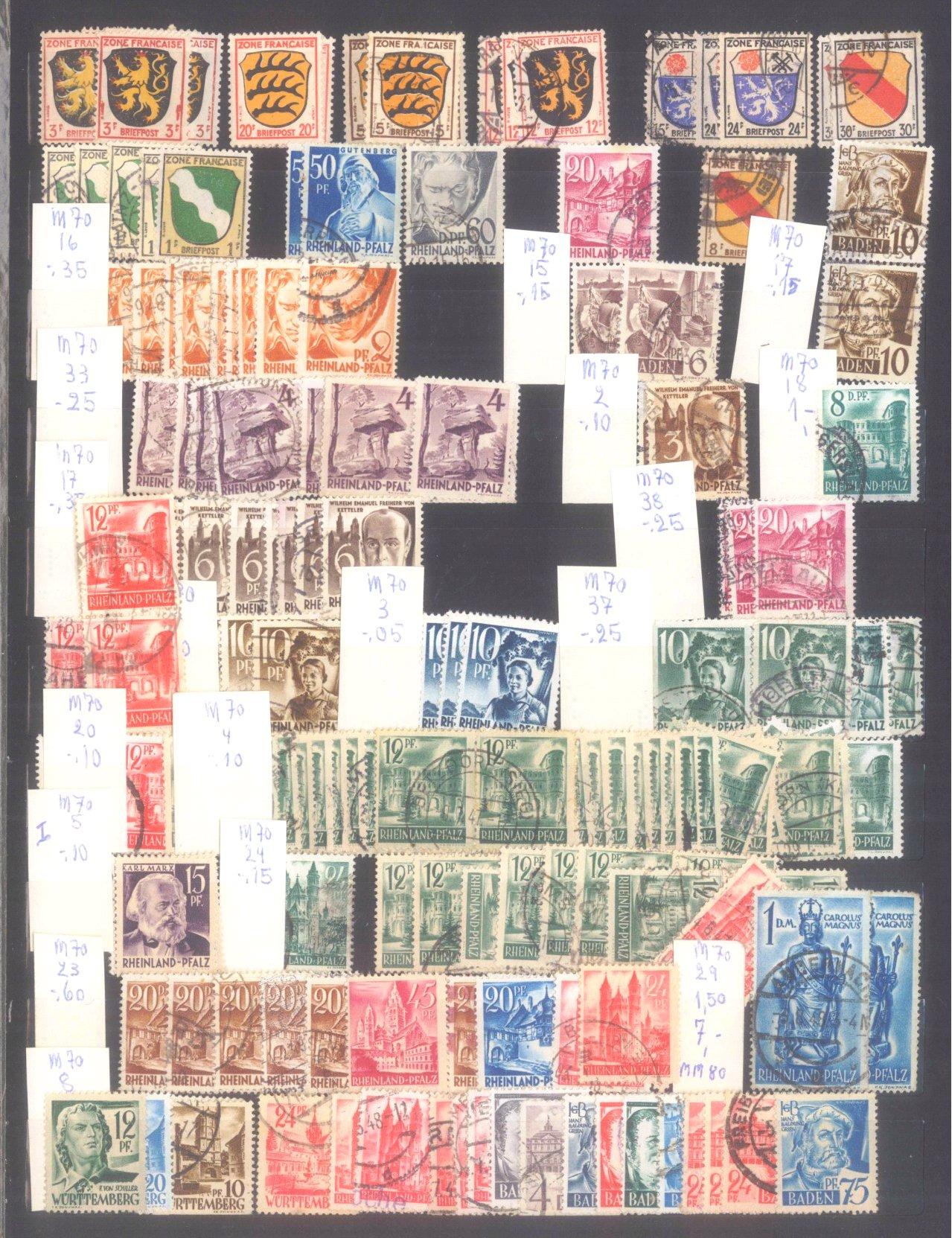 Mannheimer Briefmarkennachlass-27