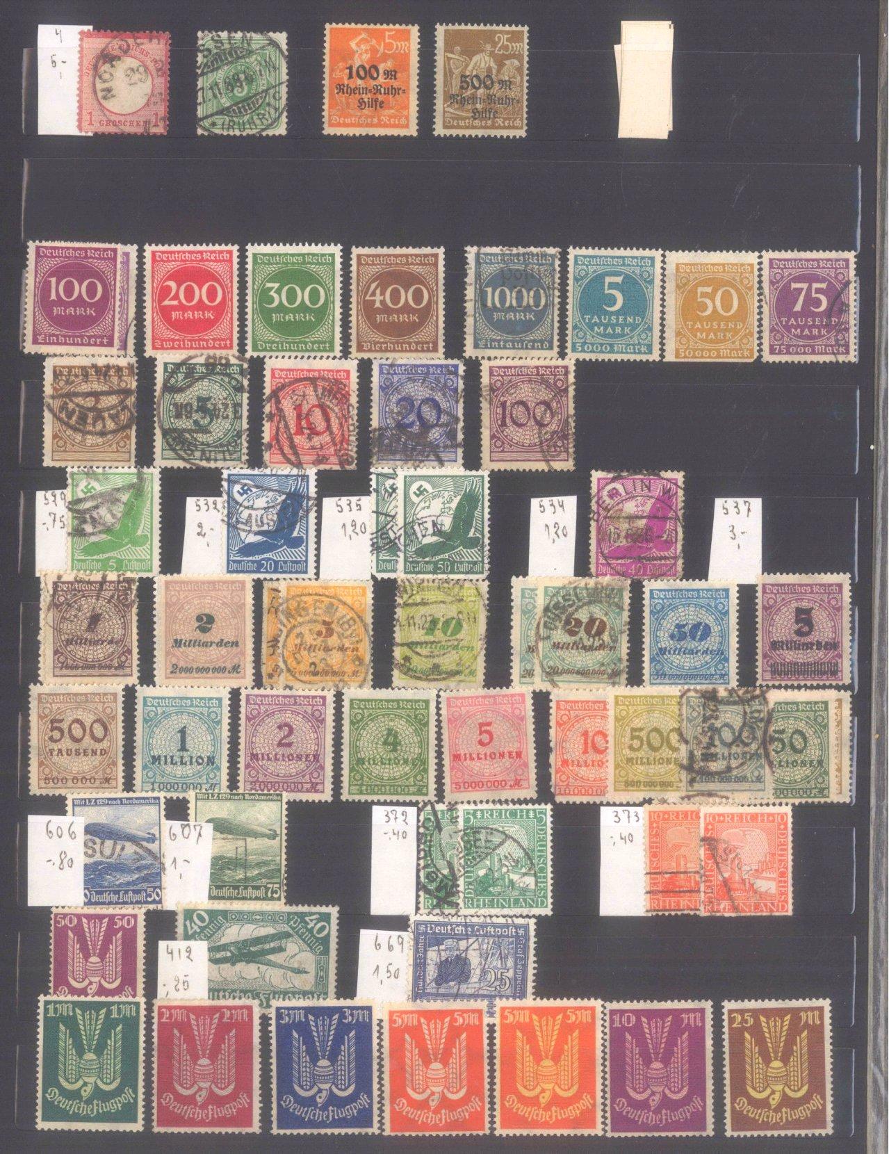 Mannheimer Briefmarkennachlass-28