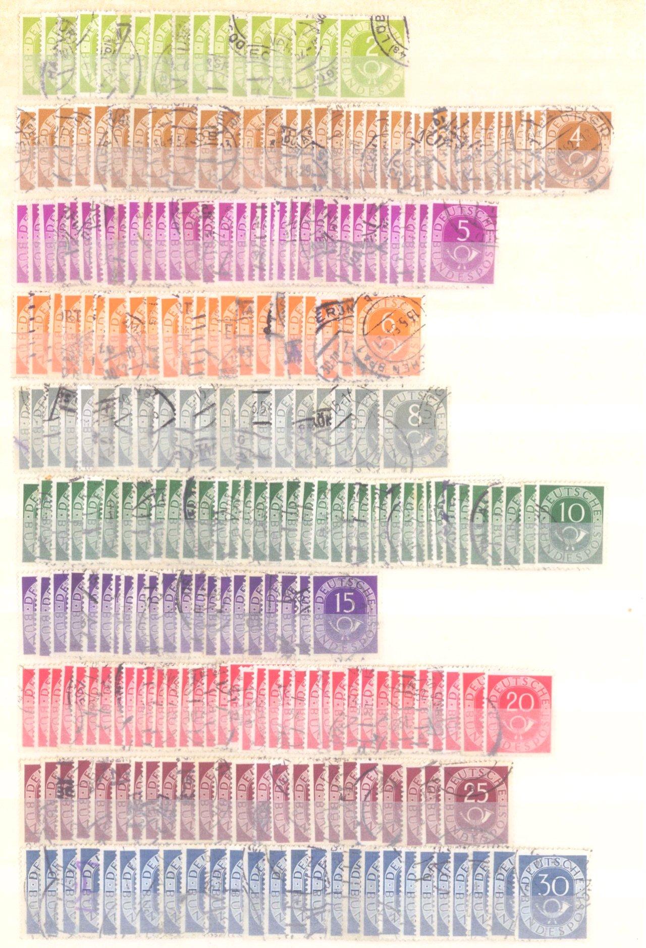 Mannheimer Briefmarkennachlass-29