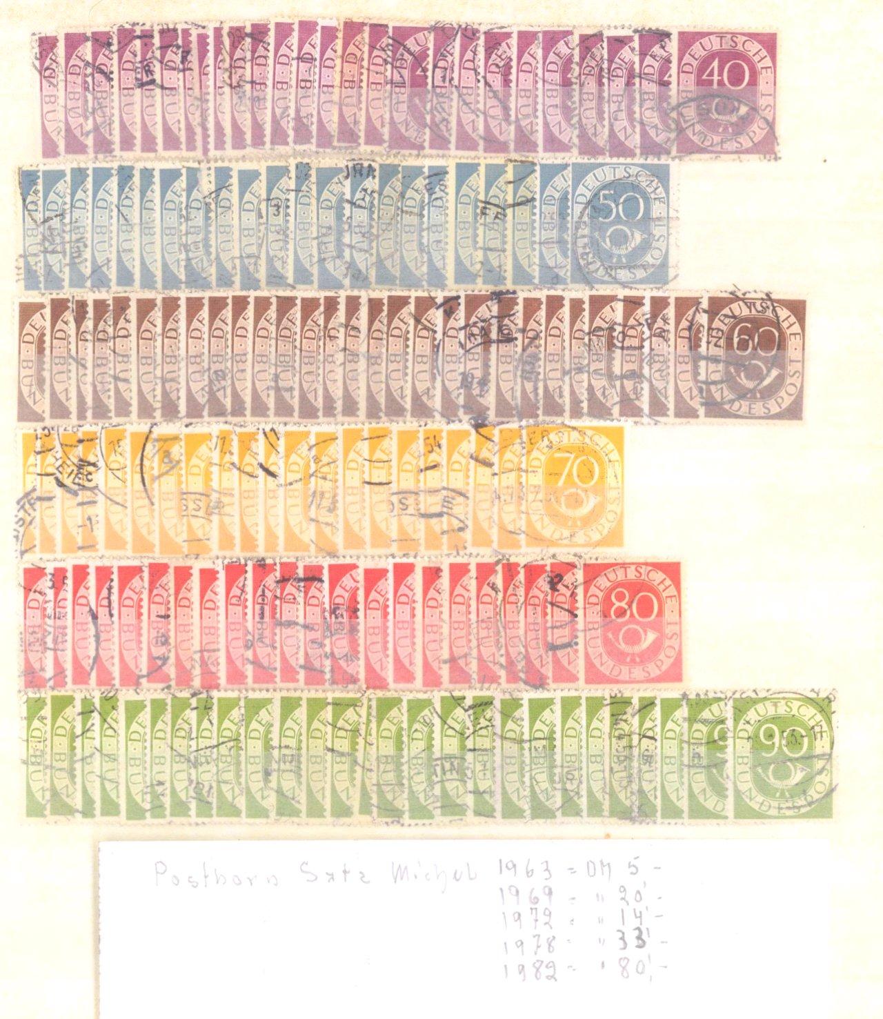 Mannheimer Briefmarkennachlass-30