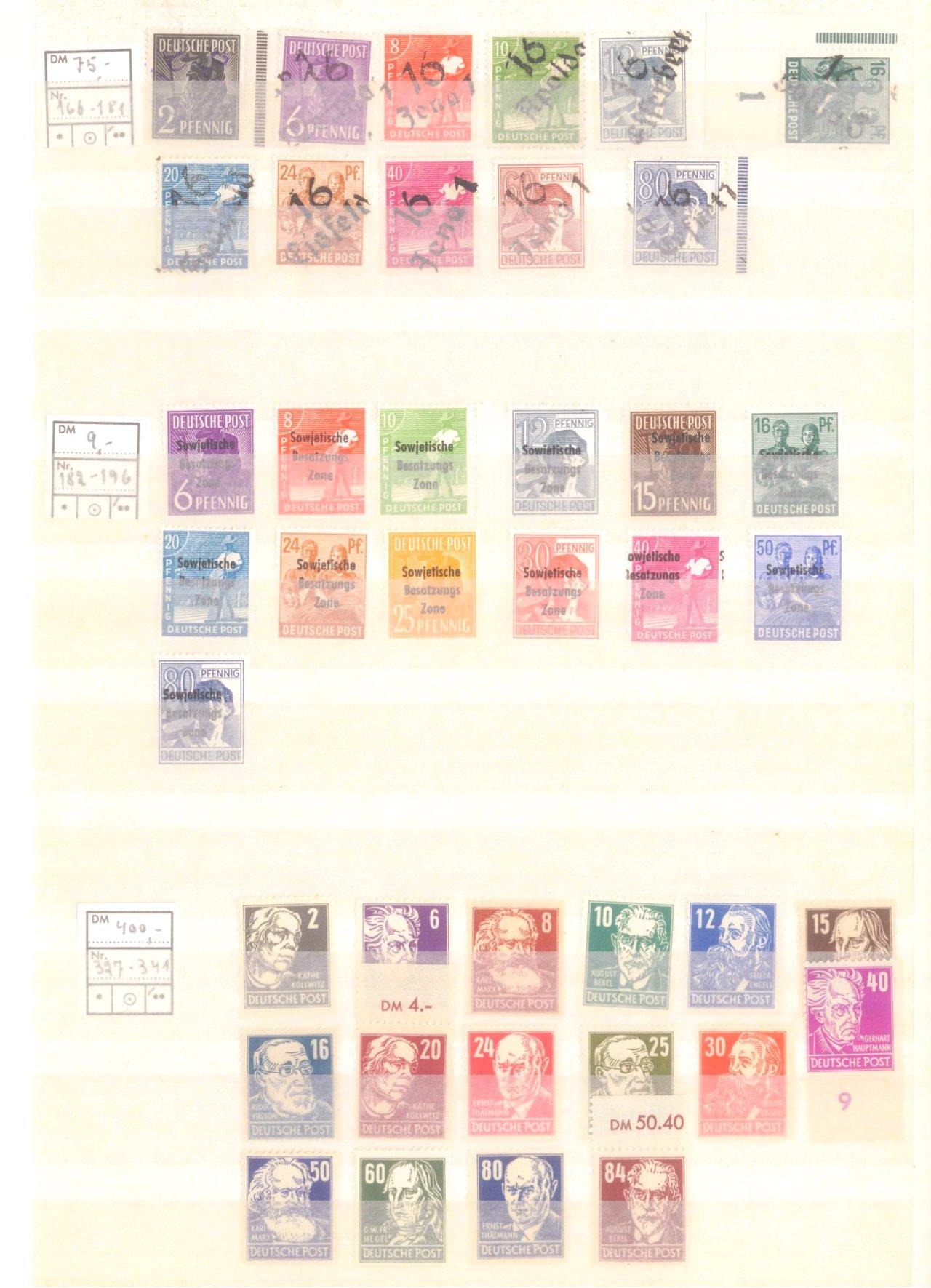 Mannheimer Briefmarkennachlass-31
