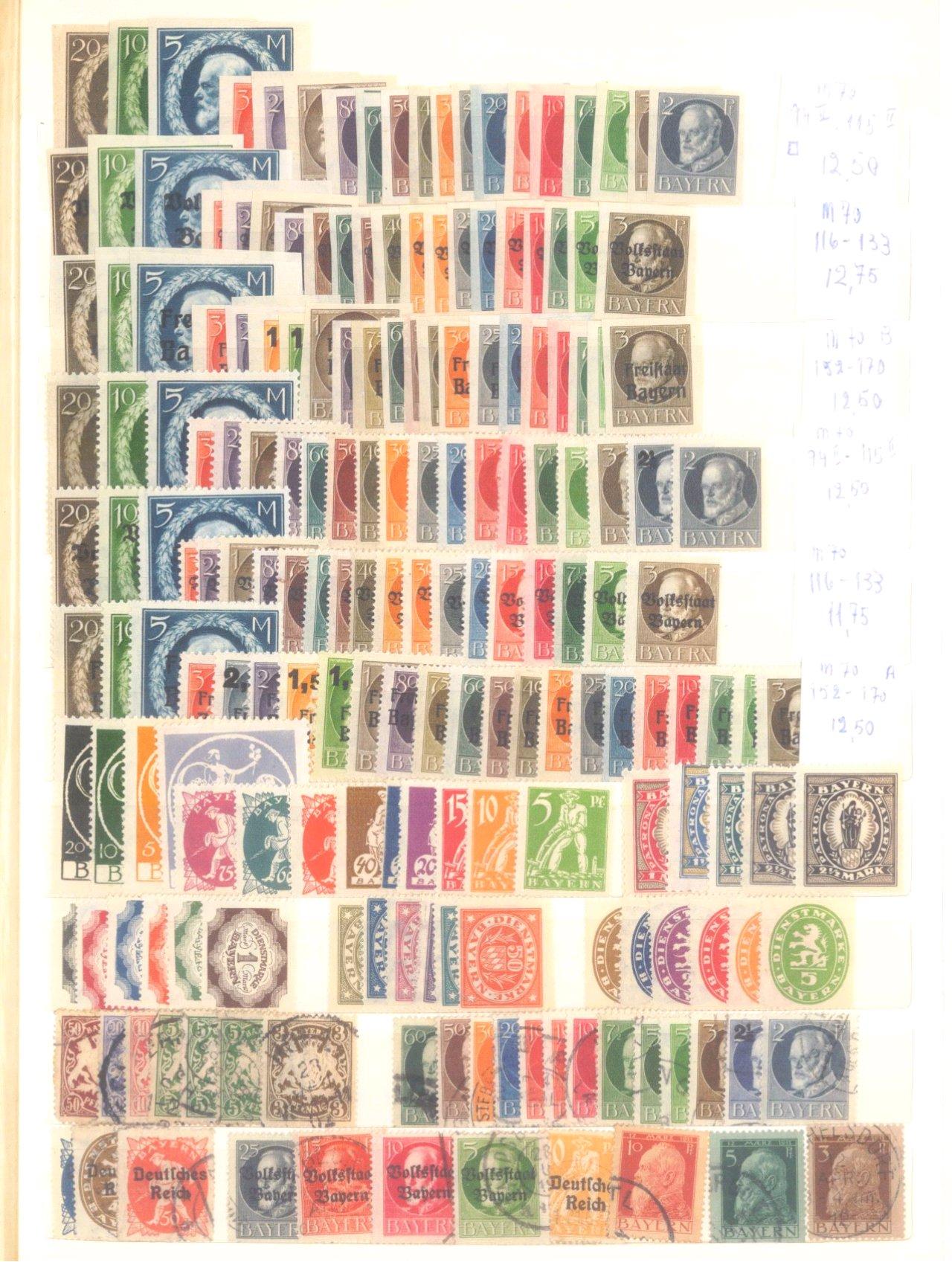 Mannheimer Briefmarkennachlass-36