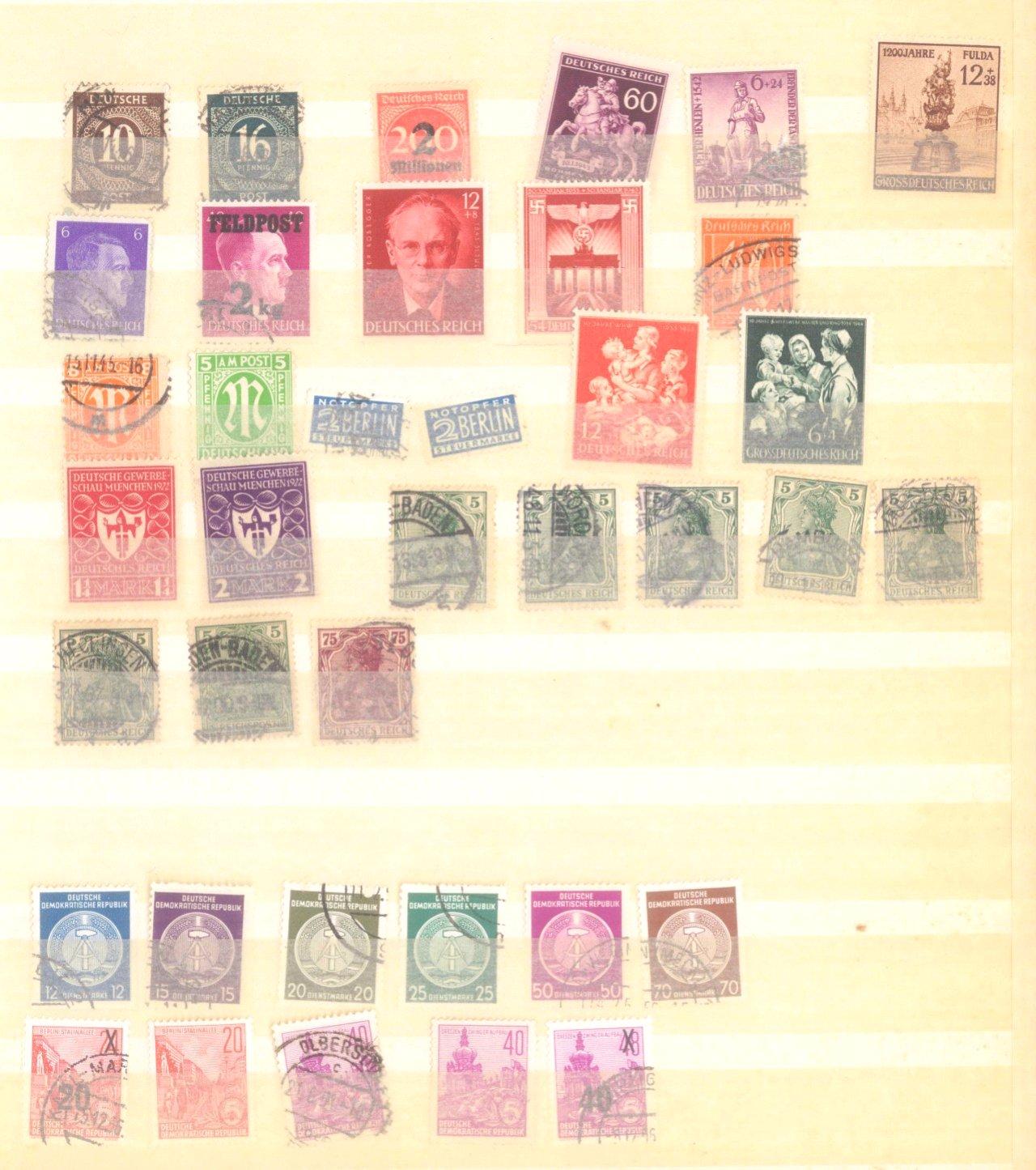 Mannheimer Briefmarkennachlass-42