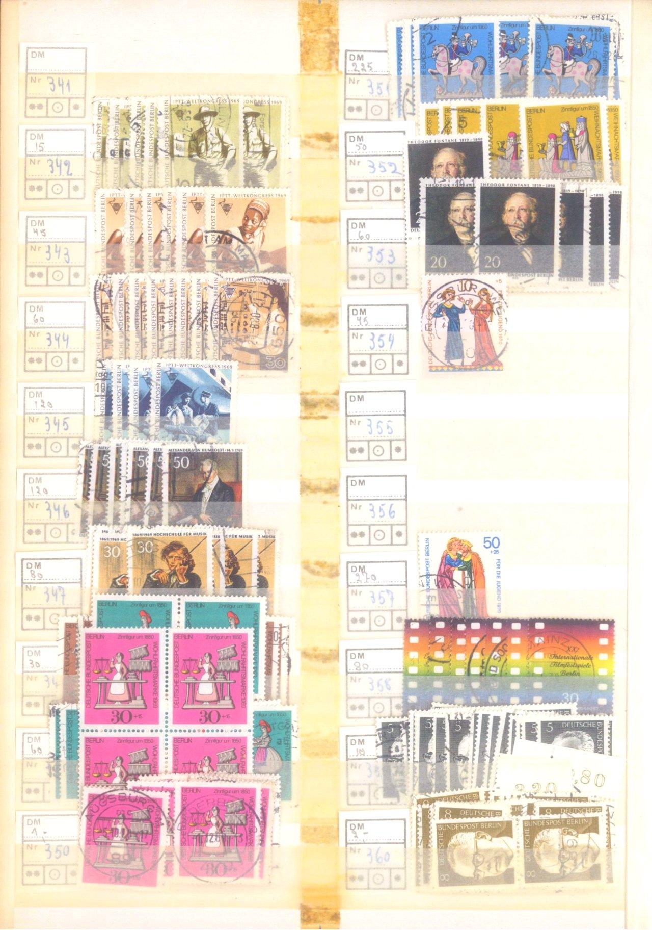 Mannheimer Briefmarkennachlass-51