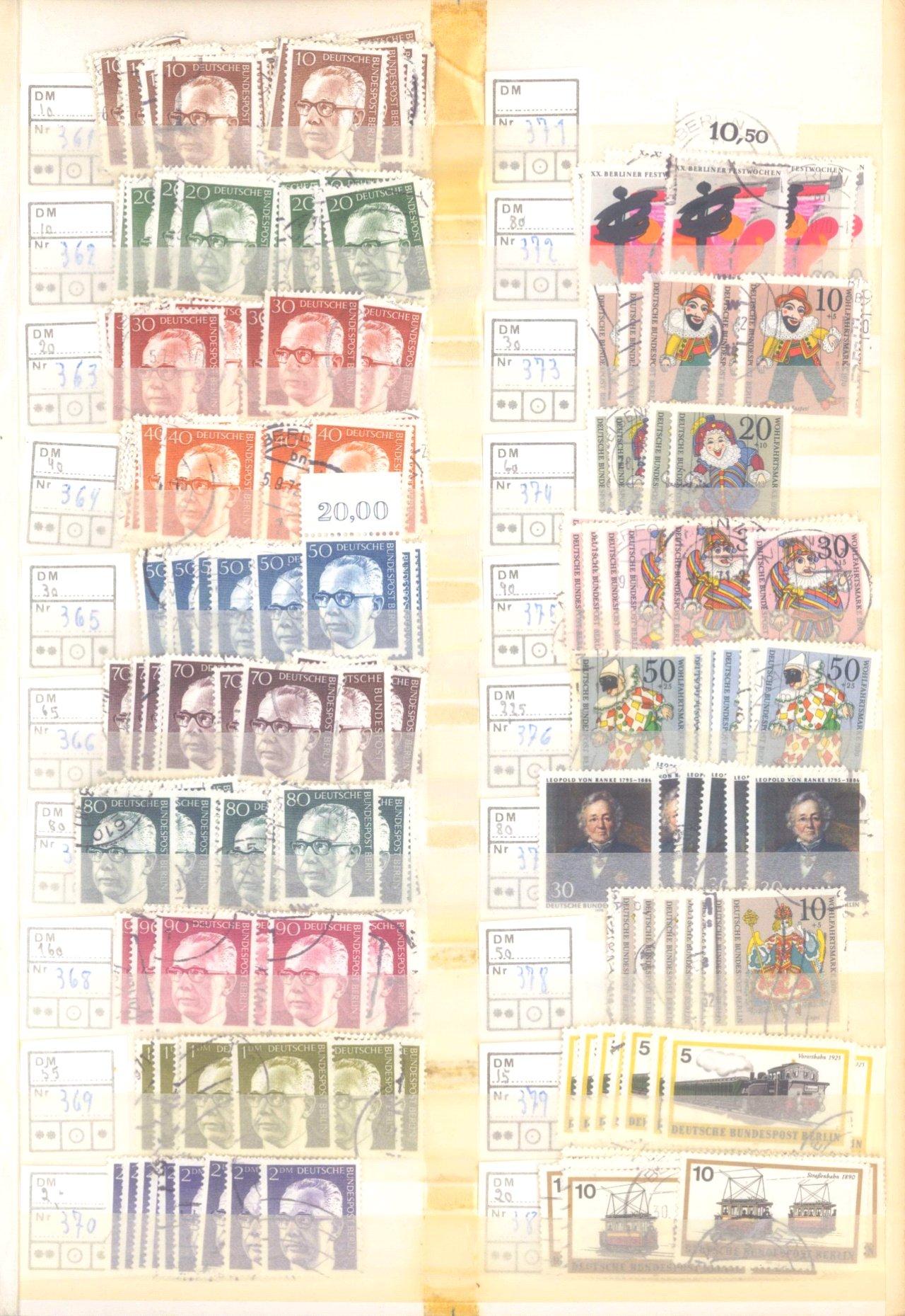 Mannheimer Briefmarkennachlass-52