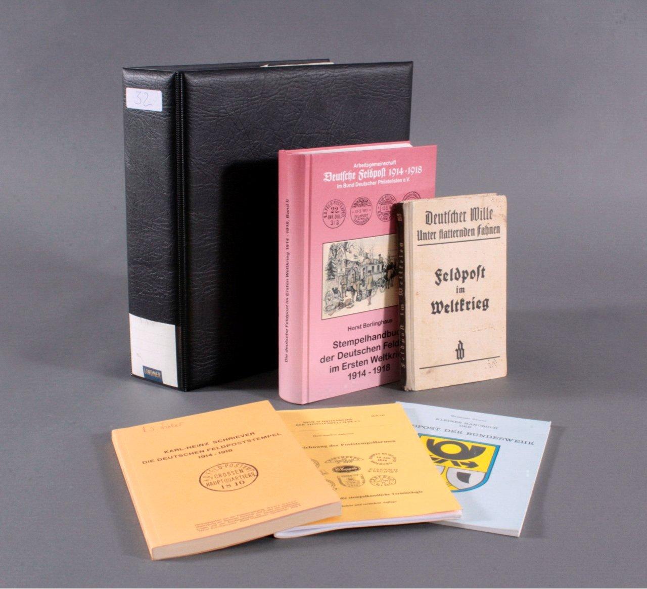 Sammlungsauflösung, Feldpost des ersten Weltkrieges-5