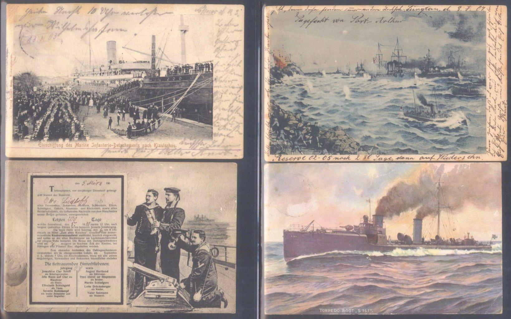 Sammlungsauflösung, Feldpost des ersten Weltkrieges-8
