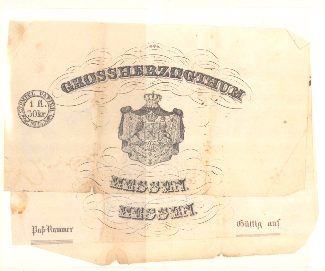 Banknoten, Notgeld, Belege-11