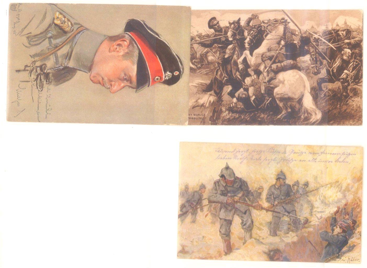 Postkartenalbum vor 1950-1