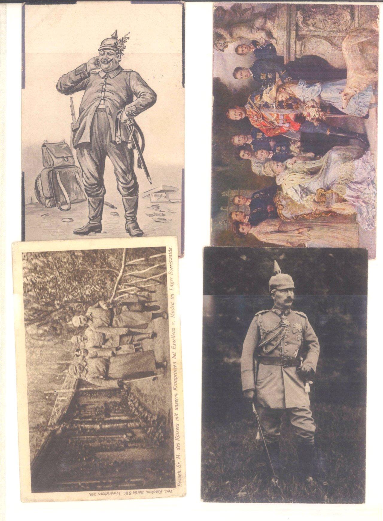 Postkartenalbum vor 1950-3