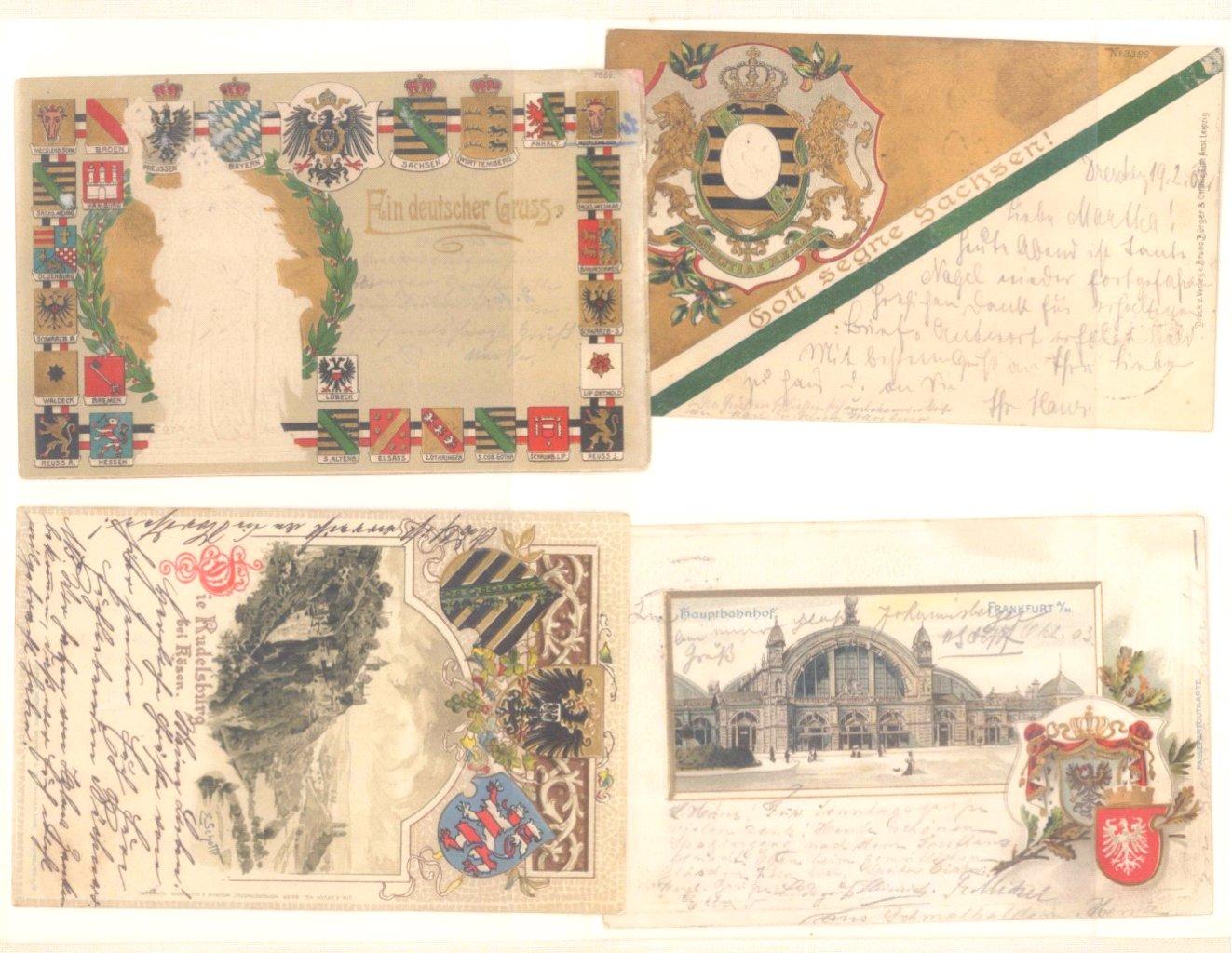 Postkartenalbum vor 1950-6