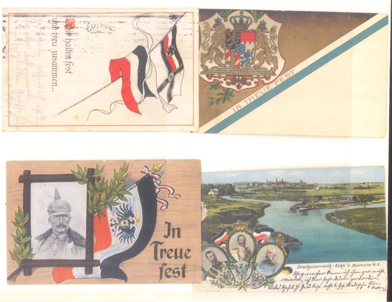 Postkartenalbum vor 1950-7