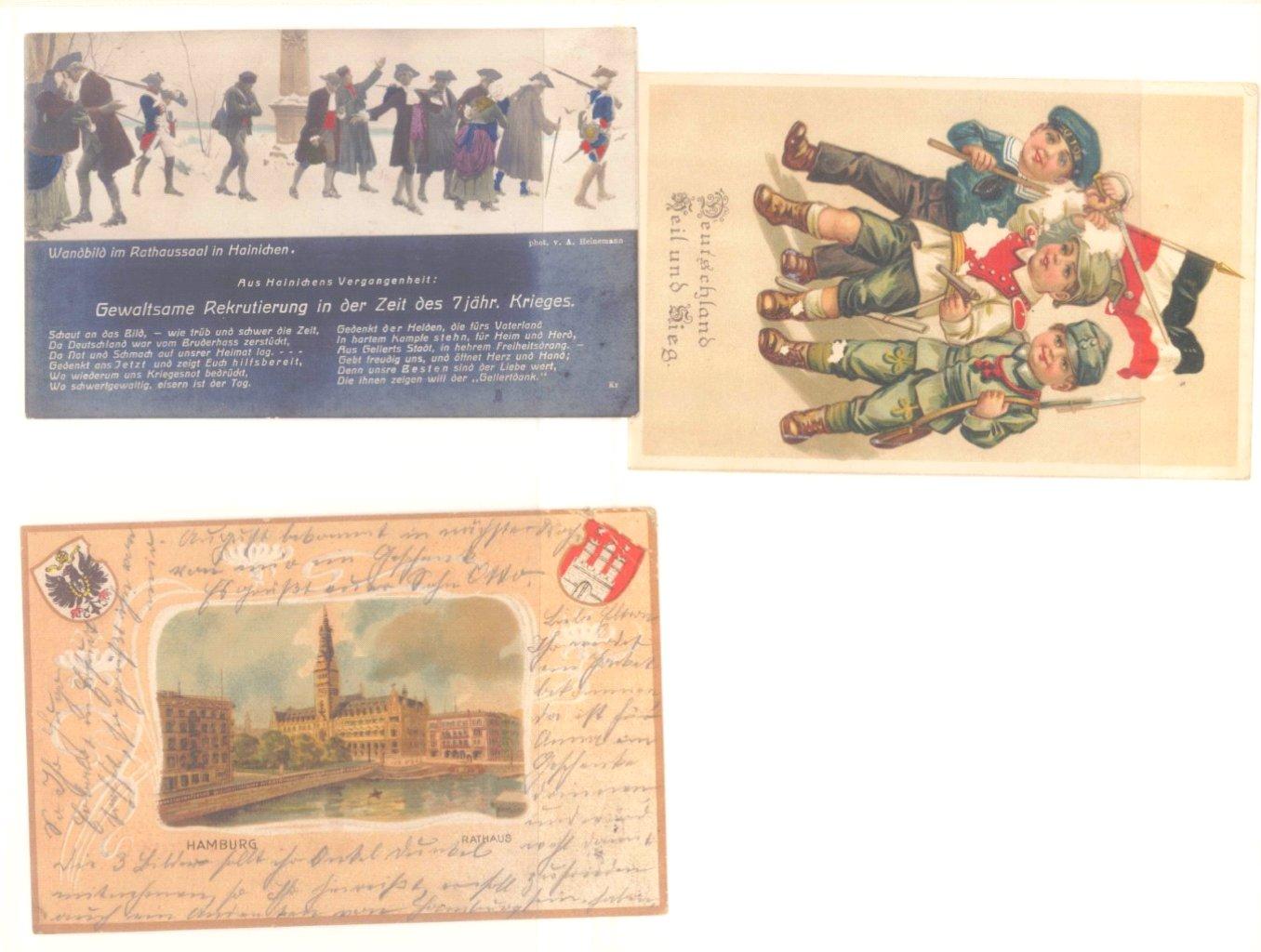 Postkartenalbum vor 1950-8